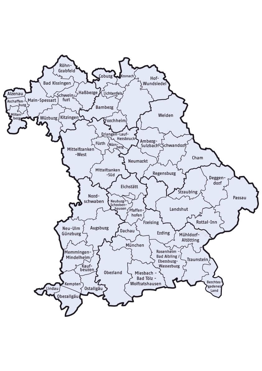 München Karte Bayern.Verband Landesinnungsverband Des Bayerischen Maler Und